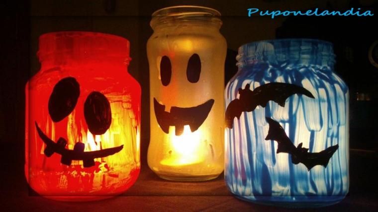 Luces de Halloween