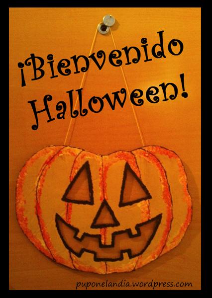 bienvenido halloween