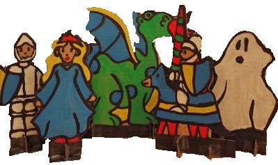 personaggi castello https://puponelandia.wordpress.com/