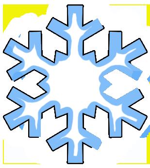 Png per fotografie di natale puponelandia for Estrella de nieve