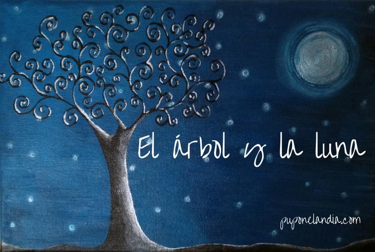 El árbol y la luna