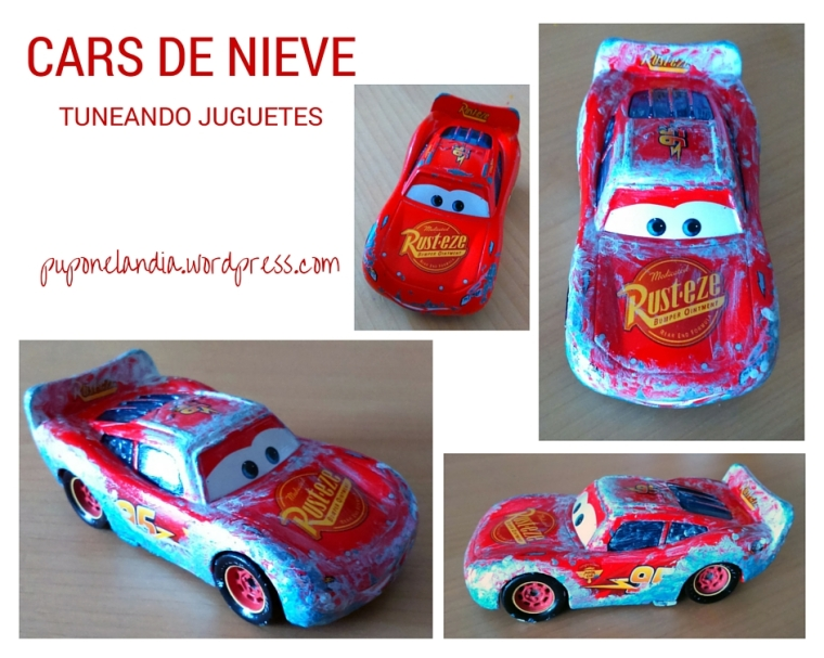 Tunear Rayo: Cars de la Nieve - puponelandia.wordpress.com
