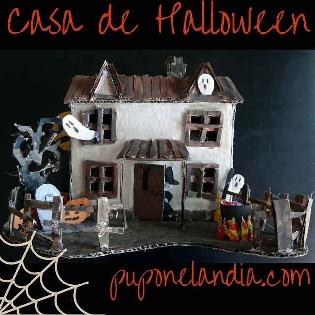 Casa Halloween - puponelandia.com