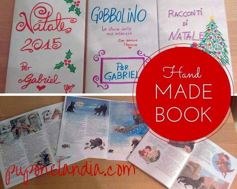 Hand Made Book - puponelandia.com