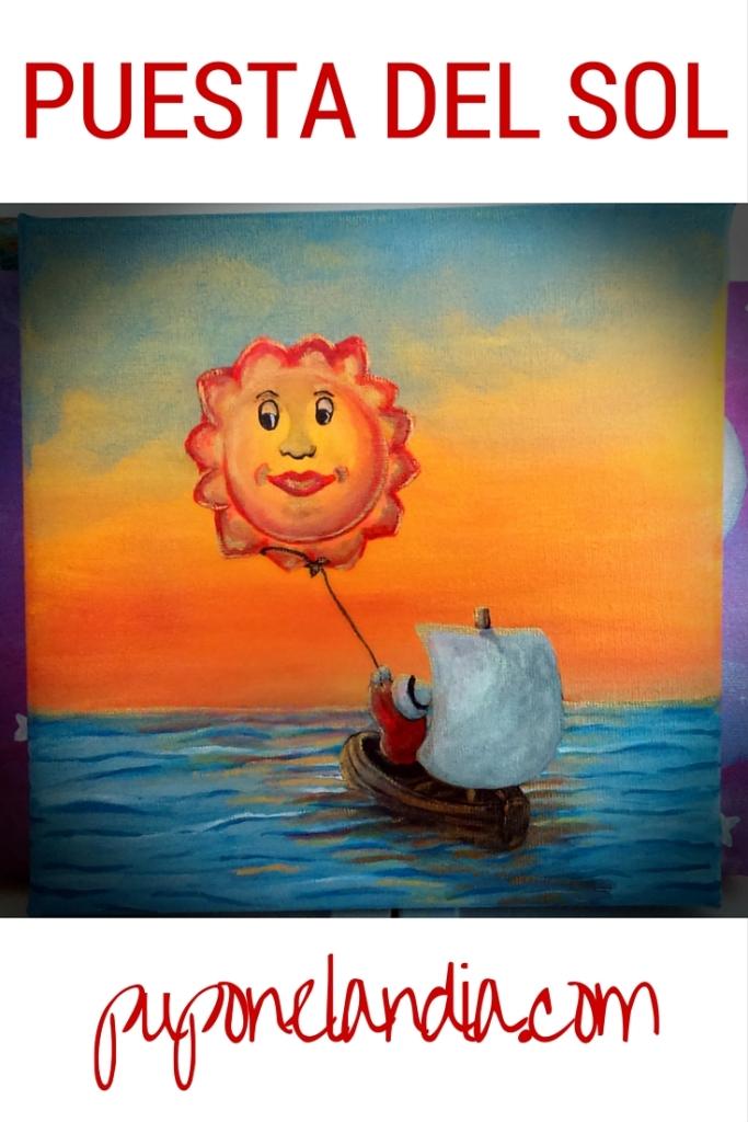 Puesta del sol - puponelandia.com